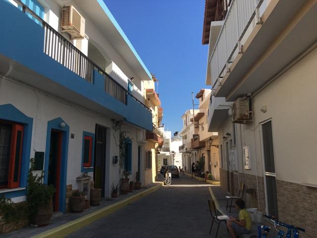 Kréta Ierapetra élet