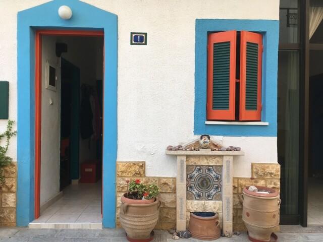 Kréta Ierapetra ház