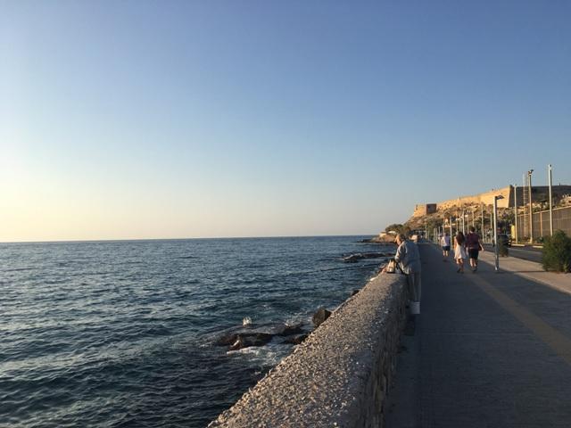 Kréta Rethymno Velencei Erőd