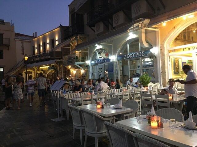 Rethymno éttermek