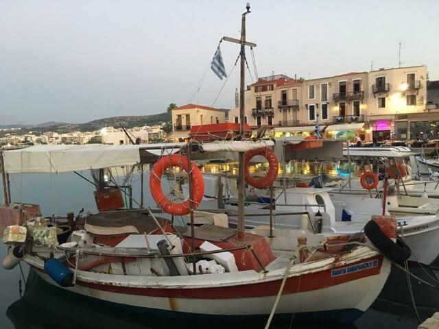 Rethymno hajó