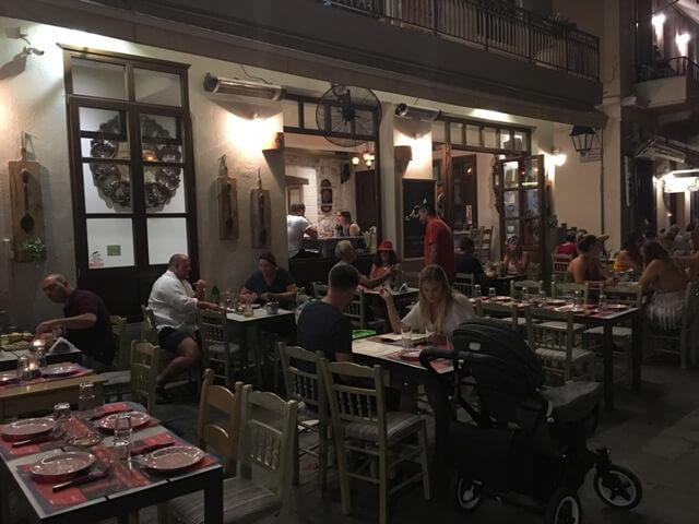 Rethymno taverna