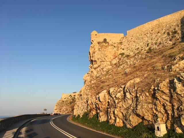Velencei erőd Rethymno