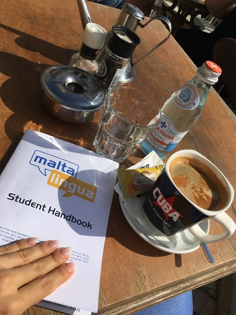 Angol nyelvtanfolyam Máltán