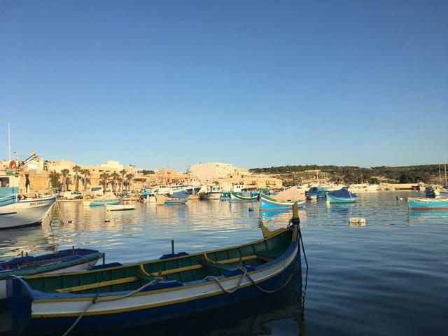 Málta Marsaxlokk látnivalók