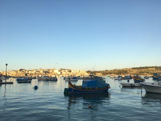 Málta Marsaxlokk