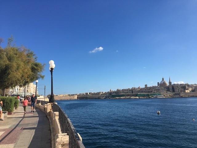 Málta Valletta látnivalók