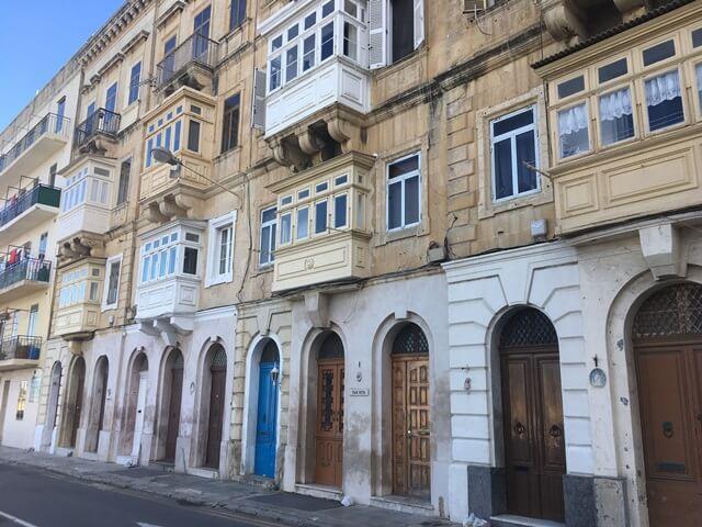 Málta Valletta városnézés