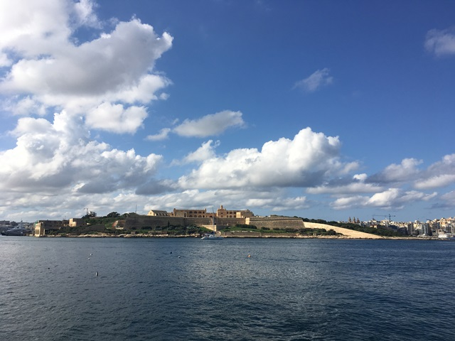 Szent Elmo Erőd Málta