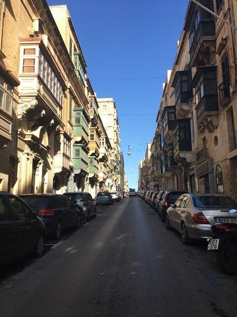 Valletta utca