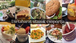 Diétabarát utazók csoportja