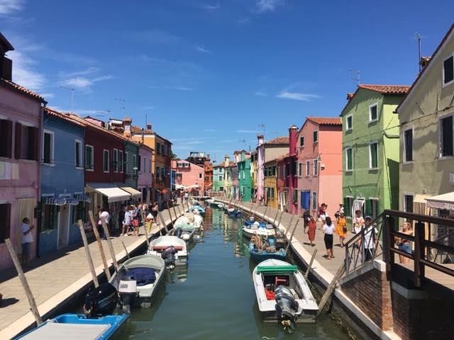 Olaszország Burano