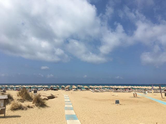 Falassarna strand