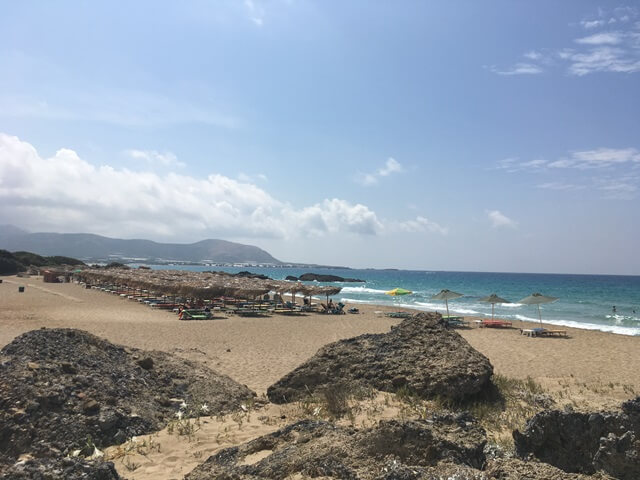Kis Falassarna Beach