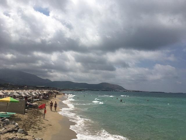 Kréta Falassarna Beach