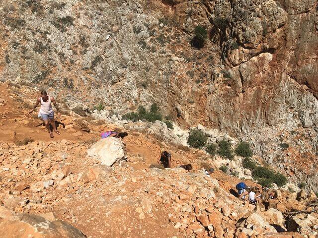 Seitan Limania hegy