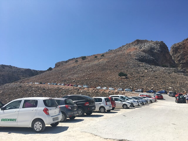 Seitan Limania parkoló