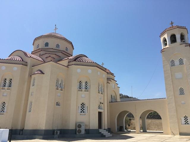 Exo Gonia templom