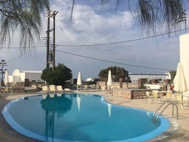 Hotel Babis Santorini