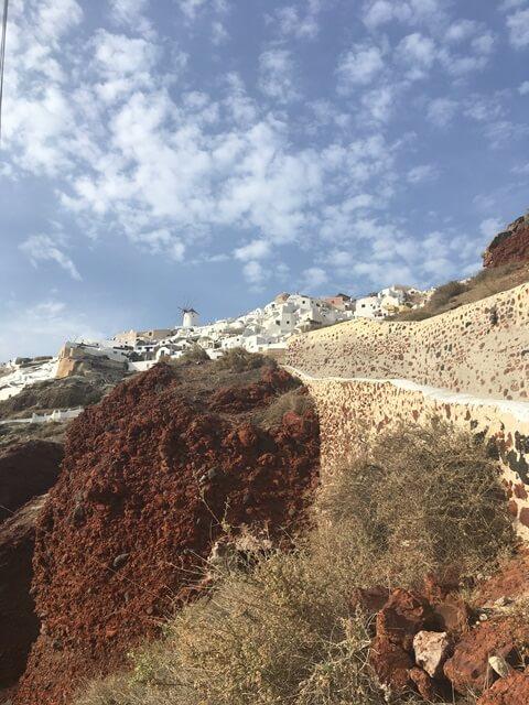 Oia Amoudi-öböl