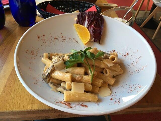 Olasz finomság Barcelonában