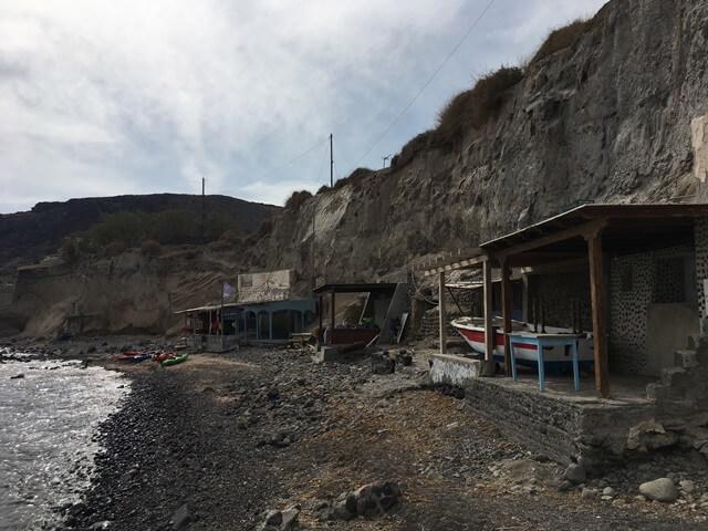Santorini Akrotiri part