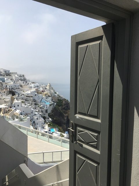 Santorini éttermek