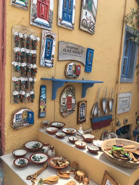 Santorini hand made