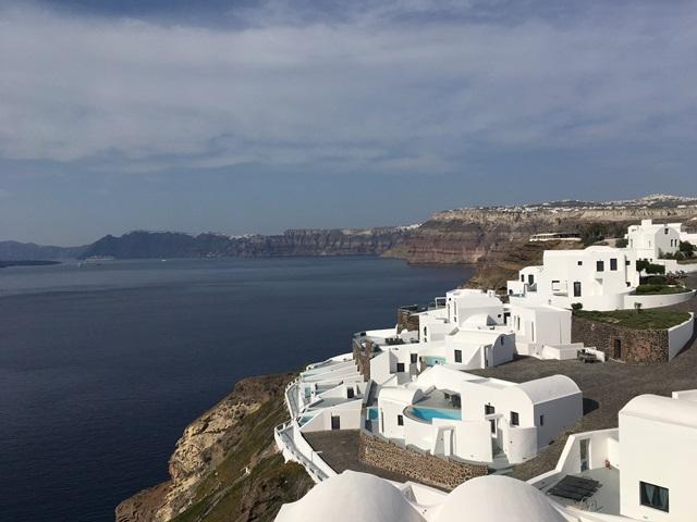 Santorini hotelek