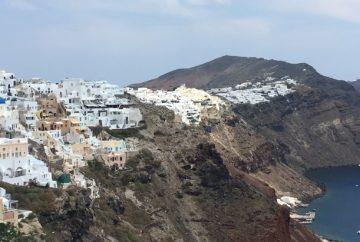 Santorini látnivalók Santorini útleírás