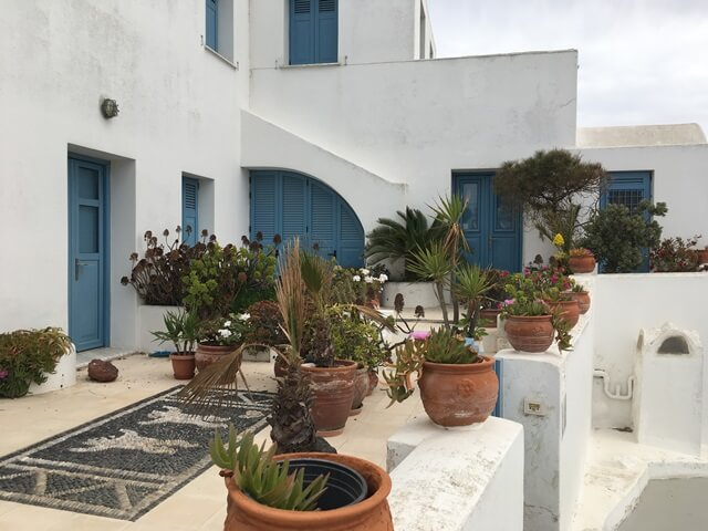 Santorini nyaralás