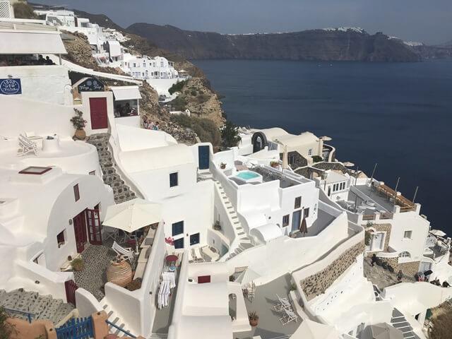 Santorini szállások