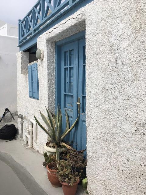 Santorini túra