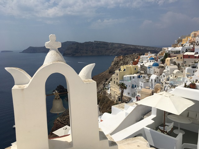 Santorini útleírás