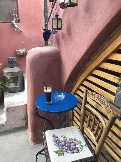 Vineyart Santorini Étterem