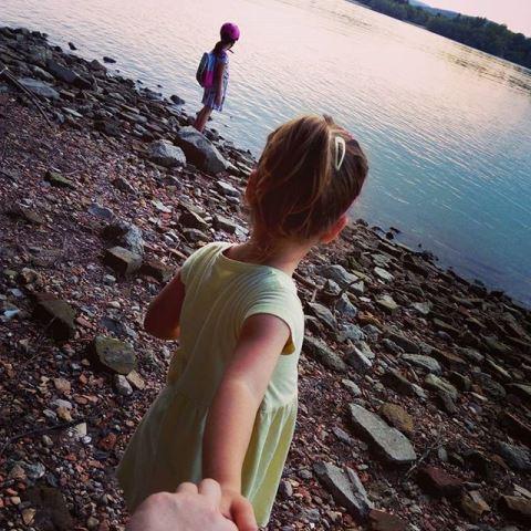 Dunapart kirándulás