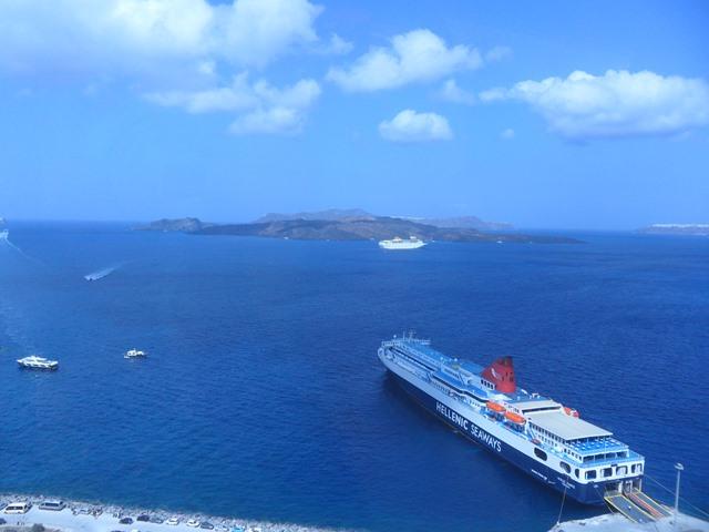 Egy napos Santorini kirándulás