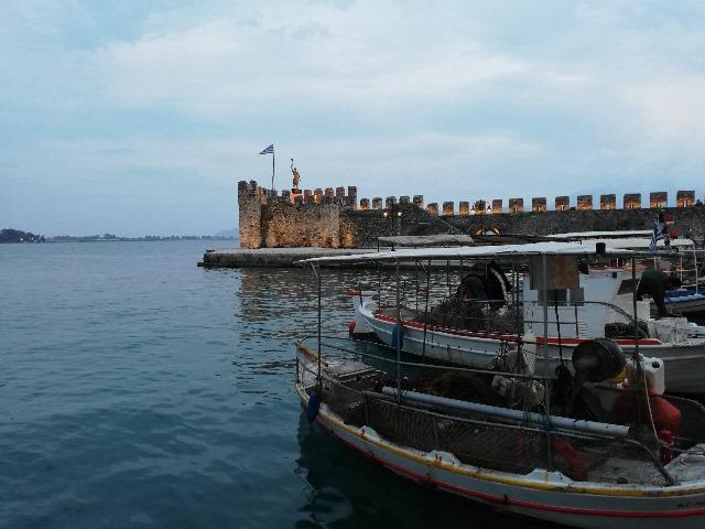 Görögország kikötő