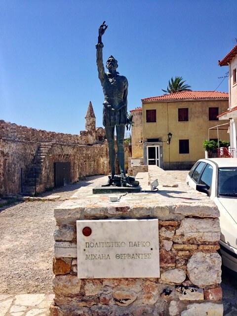 Nafpaktos Miguel de Cervantes