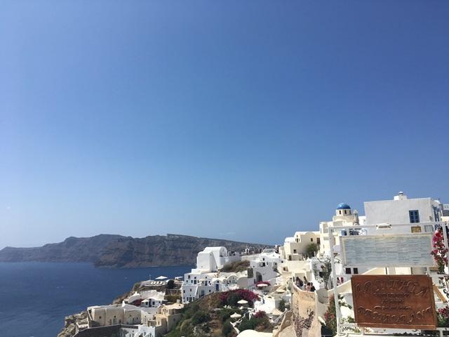 Santorini utazás