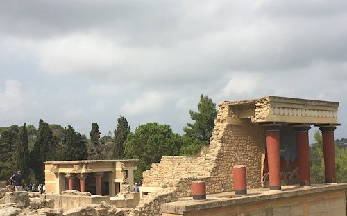 Knossos Kréta