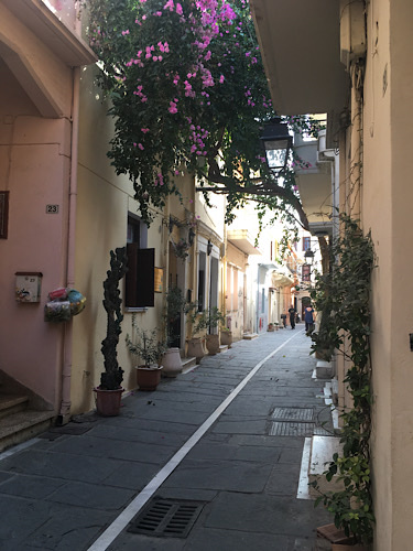 Virágos utca