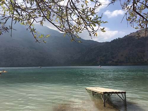 Kournas-tó