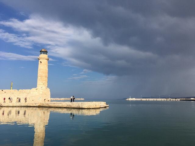 Rethymno szállás a régi kikötőhöz közel