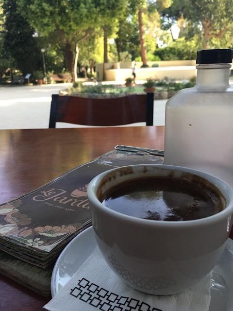 Kávészünet Rethymno szállás keresés közben