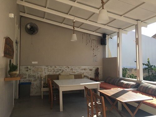 youth hostel rethymno