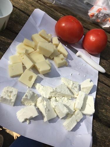 krétai sajt