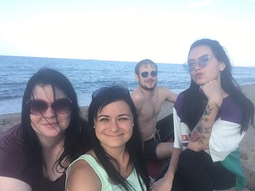 Rethymno strand