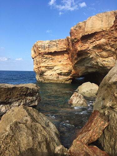 Spilies strand Rethymno