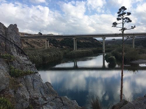 Geropotamos-híd Kréta